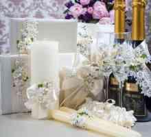 Аксесуари для весілля: поради щодо вибору, самі відповідні колірні рішення