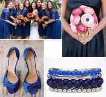 Черничная весілля: особливості та фото готових рішень