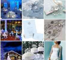 Оформлення весілля блискітками - самий святковий декор