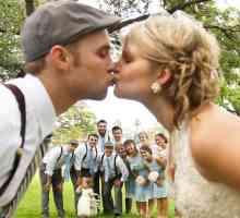 Оригінальна недорога весілля якщо немає грошей: ідеї для організації бюджетної весілля своїми руками